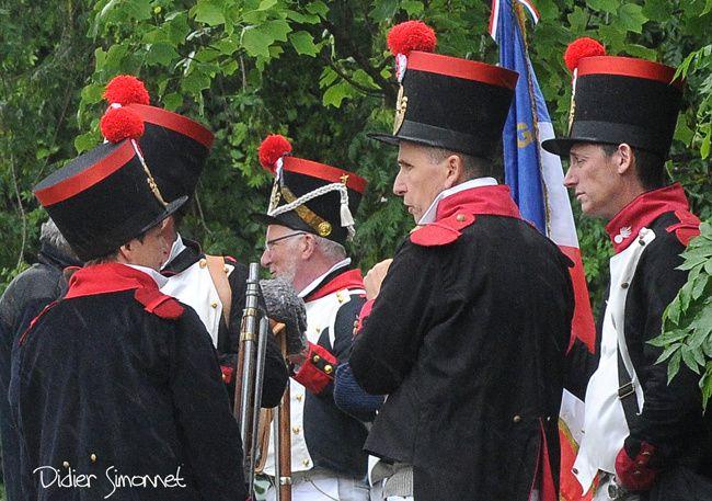 """Grand rassemblement des reconstitueurs organisé par l'association """"Histoire et Collection"""" le 23 juin 2013 à Chauconin-Neufmontiers"""