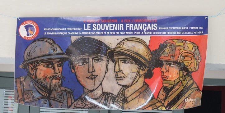 Les ECOLES et le SOUVENIR FRANCAIS de JARNY
