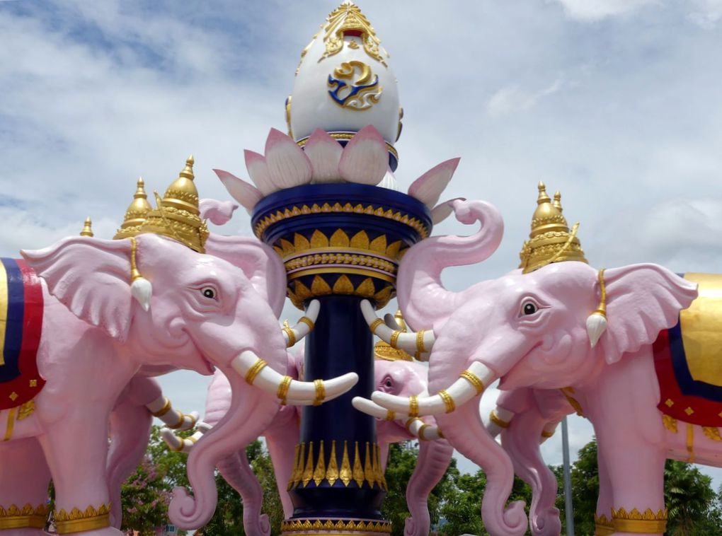 Balade à Chonburi / Bang Sai (2)
