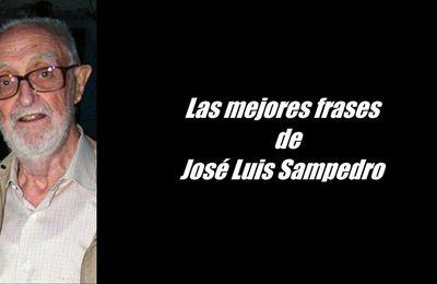 EL ARTE DE VIVIR: ENORME LECCIÓN DE VIDA DE JOSE LUÍS SAMPEDRO