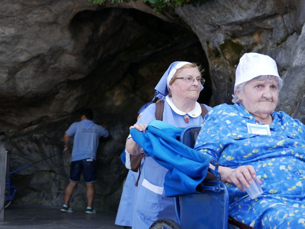 Pèlerinage août ... photos...