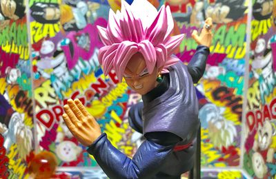 FES Black Goku Rose vol.5