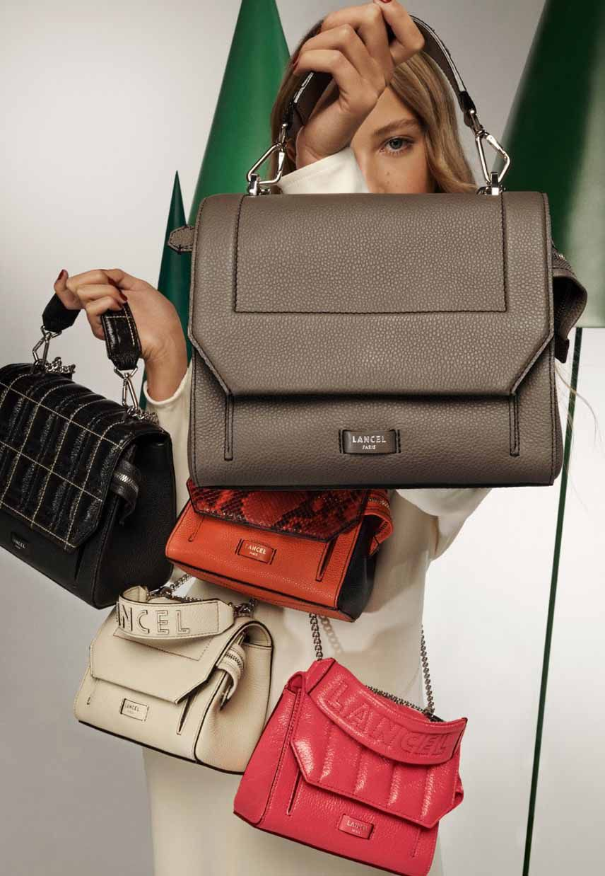 SHOP THE COLLECTION / LANCEL HANDBAGS 2020