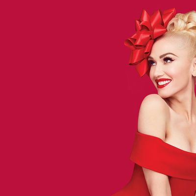 Gwen Stefani : You make me feel like christmas
