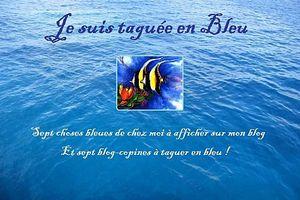 Tag en bleu