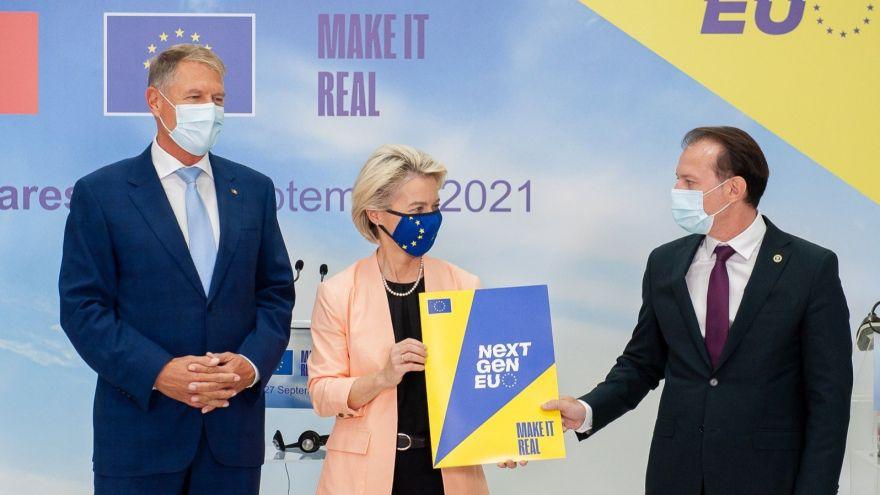 Roumanie Commission Européenne approbation du Plan National de Relance et de Résilience veille éco www.Sentinelle.ro