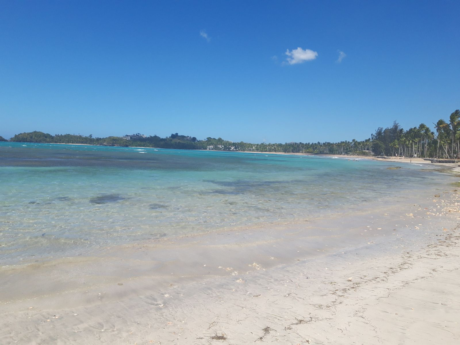 Balade à Playa Bonita - Las Terrenas