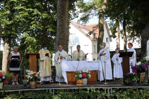 15 août à Néris-les-Bains