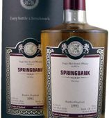 Springbank 21Y MoS. - Passion du Whisky