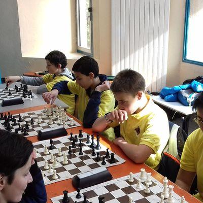 Pass'Sport Club : Échecs