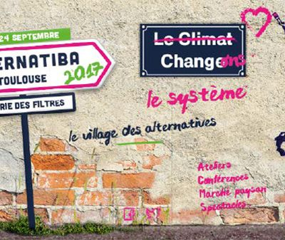 Alternatiba Toulouse - Village des alternatives (au système) - 23/24 sept 2017 - Prairie des filtres