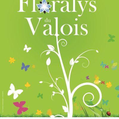Floralies à Crépy en Valois ce week end !