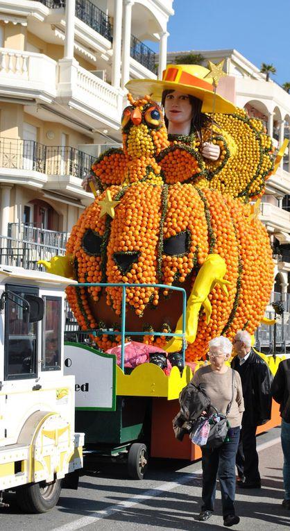 BROADWAY à MENTON pour la 84ème édition de la Fête du Citron