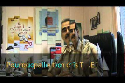 "ELECTIONS TPE 2012 "" 4 QUESTIONS à EDOUARD GUERREIRO - 210612"