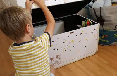 Conserver joliment leurs souvenirs d'enfant