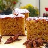 Cake moelleux aux épices, recette du mois de février