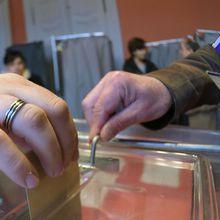 Les bureaux de vote au coin de la rue face à la boulangerie, est-ce si compliqué ?