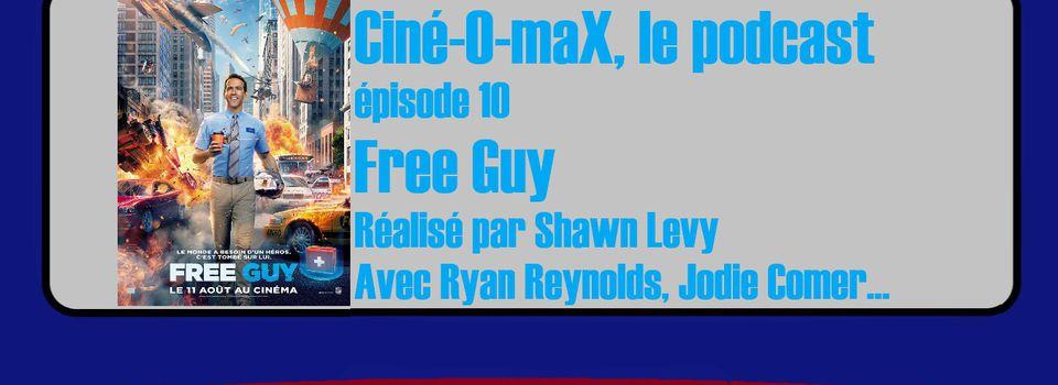 [podcast] Free Guy (2021)