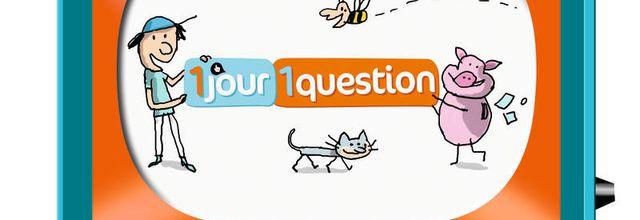 Au programme du 9 au 13 avril dans « 1 jour, 1 question » sur France 4