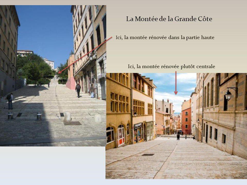 La France - Lyon - La Croix Rousse