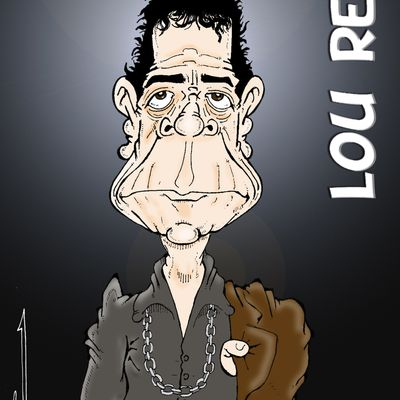 lou reed couleur