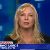 Adult movie actress Traci Lords reveals she was raped at the age of 10 in Piers Morgan interview about high school rape case in her home town