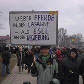 Humour Allemand: Plutôt Findus que des Anes - Doc de Haguenau