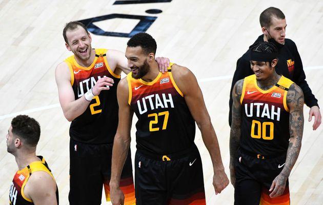 Le Jazz humilie le Magic d'Orlando avec un record de paniers à 3-points avant la mi-temps