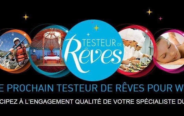 Testeur de rêves Wonderbox