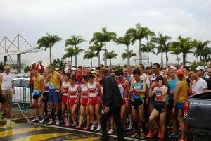32ème Marathon international de Nouvelle-Calédonie, semi et 5km de l'amitié