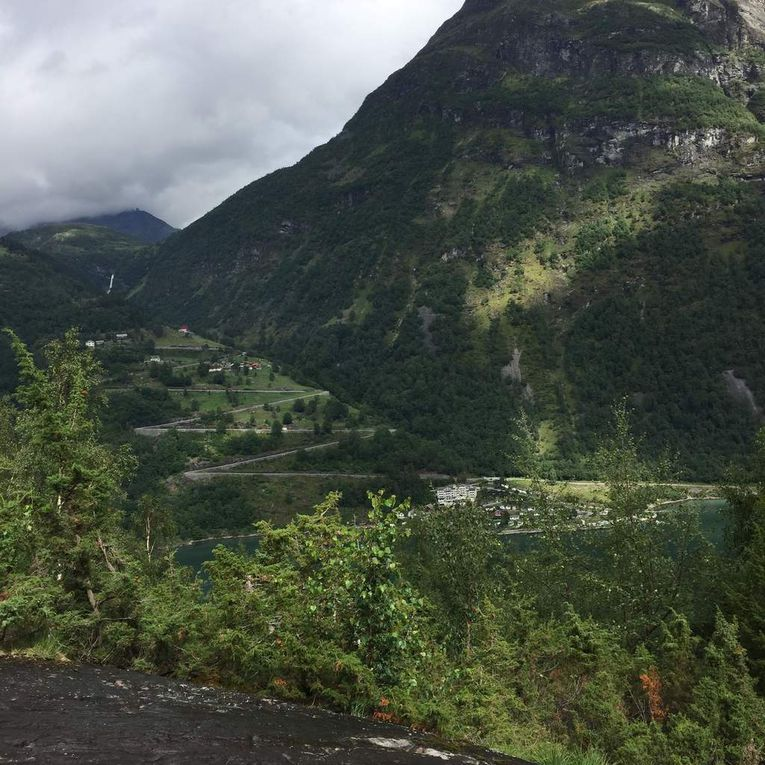 On my way to Norway - Du Geiranger Fjord au Sognefjord (bis)