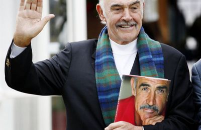 Goodbye, Sir Thomas Sean CONNERY (25 août 1930 - 31 octobre 2020)