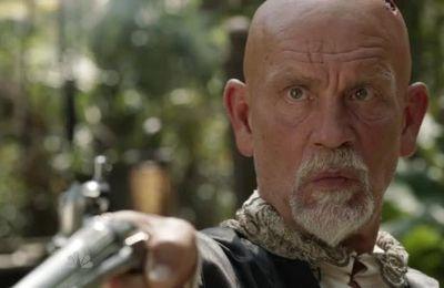 Critiques Séries : Crossbones. Saison 1. episode 9. Blackbeard.