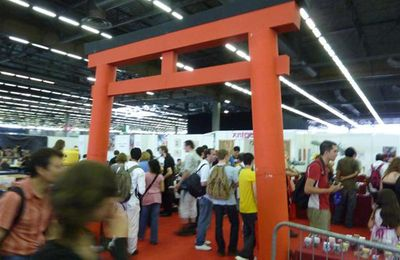 Japan Expo complete mania