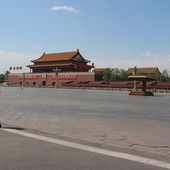 Content from Chine : Place Tian'amen