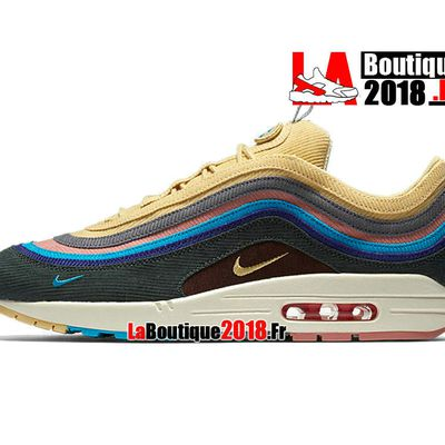 """Nike Wmns Air Max 1/97 Vf Sw GS """"Sean Wotherspoon"""""""
