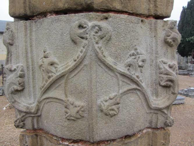 Le « vieux cimetière » de Verneuil