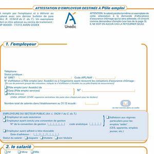 Attestation Pôle-Emploi et certificat de travail: à remettre immédiatement pour éviter des dommages et intérêts