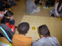 La Bee-bot qu'est-ce que c'est ? Réponses des élèves...