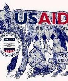USAID abandonará Rusia tras acusaciones de intromisión política