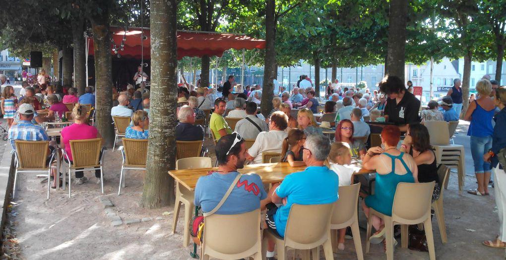 """""""Les Tilleuls - Brasserie Musicale""""                                 dans le Routard 2020"""
