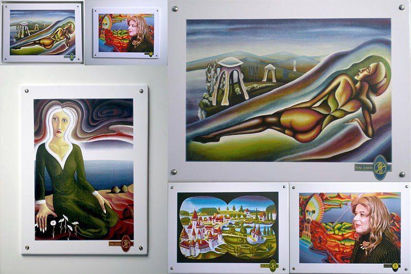 Dokumentation, Bilder aus dem Gesamtkunstwerk Runa Zumara © 2012