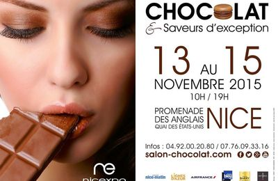 "Salon ""Chocolat & Saveurs d'exception"""