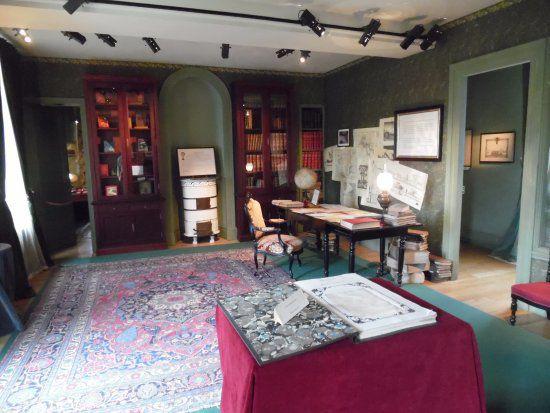 Amiens - La maison de Jules Verne