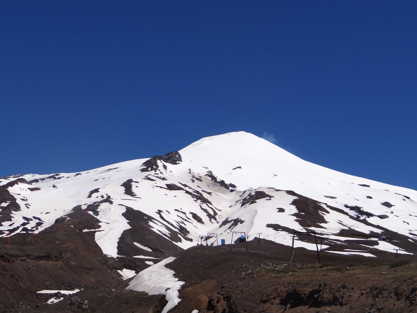 Voyage au Chili en 2013. 1ère partie San Pédro Atacama. Chanaral. Valparaiso. Pucon