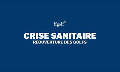 Réouverture des golfs samedi 28 novembre 2020