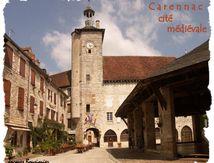 Carennac, cité médiévale de caractère