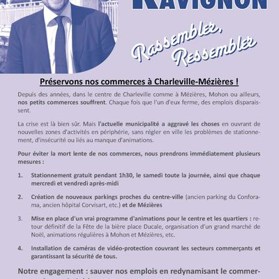 Tract : Commerces