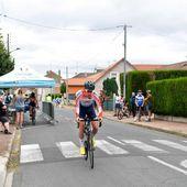 Cyclisme - Clément Carisey (Pro Immo) le plus rapide au Chrono du Sichon, à Cusset (Allier)