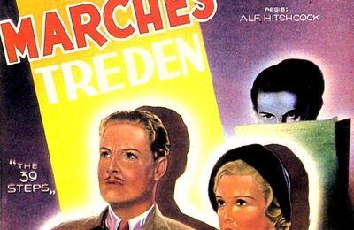 Les 39 Marches (1935) de Alfred Hitchcock